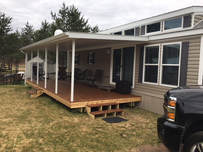 Dura Bilt Awnings Siren Country Campers